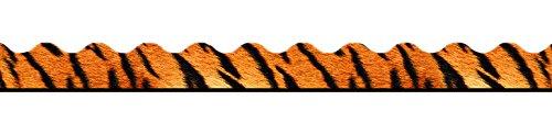 Trend Enterprises Tiger Terrific Trimmers, 39'/Pack