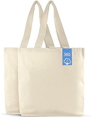 Simply Green Solutions - Juego de 2 bolsas de tela de ...
