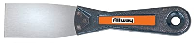 Allway Tools 1-1/2-Inch Tempered Steel Metal Handle Flexible Putty Knife from Paint Sundries Solutions