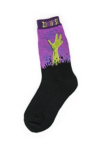zombie feet - 1