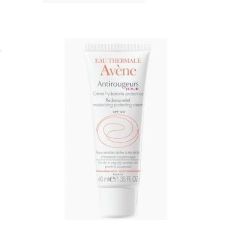 Avene Antirougeurs Jours Redness-relief Moisturizing Protecting Cream 40ml Fast Deliver