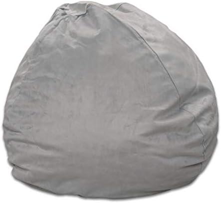Pillowtex Quality Adults Memory Foam Bean Bag Chair