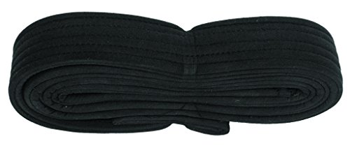 Djembe belt 13 ft black