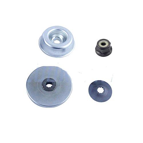 - Qiankun Collar nut Rider plate Thrust washer FIT STIHL FS120 FS200 FS250 BRUSH CUTTER