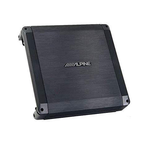 Alpine BBX-T600 600W Max BBX Series 2-ohm Stable 2 Channel Class-A/B Amplifier