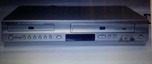 Samsung DVD-V4600C DVD Video & CD Player, VCR Video Cassette Tape Recorder Combo, 4-Head Hi-Fi Stereo VHS Player w/ Dolby Digital, dts Digital Out, Progresive