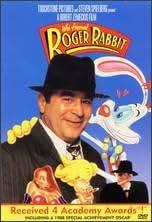 8MM Who Framed Roger Rabbit Video 8 Pre-Recorded 8MM Video Tape