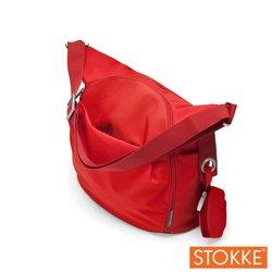 Stokke Changing Bag, Red (Bag Xplory Changing Stokke)
