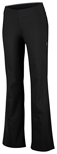 Columbia Women's Plus-Size Back Beauty Boot Cut Pant Plus, Black, 3X