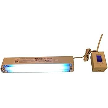 Rayminder MODEL 2 UVB Midband Lamp M2D24H Premium timer