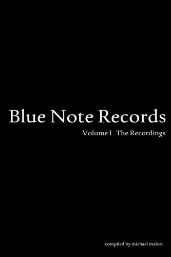 - Blue Note Records; The Recordings (Blue Note Complete) (Volume 1)