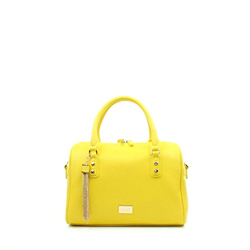 Bauletto Regular Minorca Liu Jo Accessori N17077 E0086 coral rock Amarillo