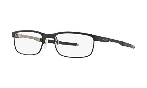 Oakley - Steel Plate (52) - Powder Coal Frame - Plate Oakley Sunglasses