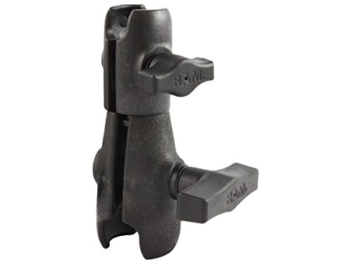 01U) Composite Swivel Double Socket Arm for 1