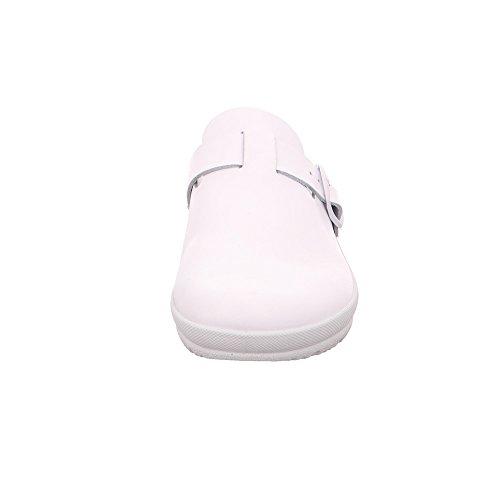 30077 Mujer Mules Blanco 05 Ara12 dTYqn4td
