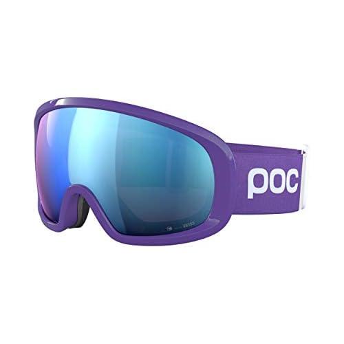 chollos oferta descuentos barato POC Fovea Clarity Comp Gafas de Esquí Unisex Adulto Morado Ametist Purple Spektris Blue Talla Única