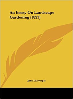 Book An Essay on Landscape Gardening (1823)