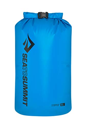 Sea to Summit Stopper Dry Bag, Blue, 35 Liter (Sea To Summit 35 Liter Dry Sack)