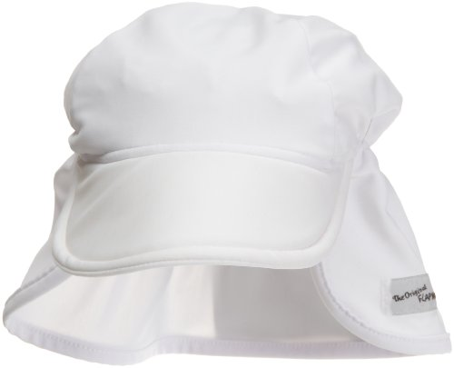 White Nylon Flap - 1