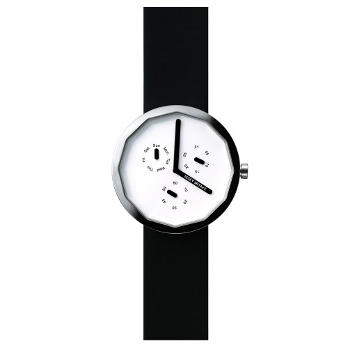 Issey Miyake Men's SILAP007 Twelve 365 Collection Watch
