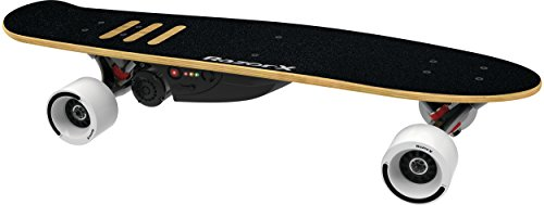 Price comparison product image RazorX Cruiser Electric Skateboard