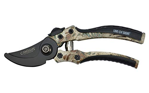 Camillus Line of Sight, 8-Inch Bypass Pruner