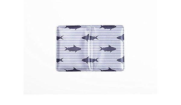 Passport Holder Travel Case Delicious Creative Seafood Duobao Fish Travel Case Passport Holder Multi Purpose Print Boys Passport Case Travel Wallets For Unisex 5.51x4.37 Inch