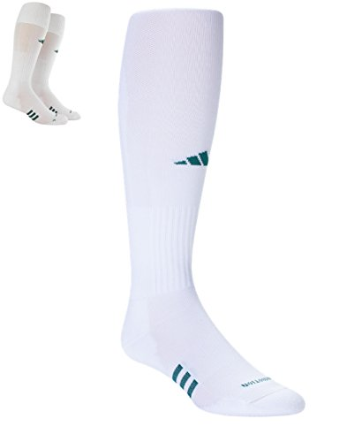 adidas ForMotion Elite NCAA Socks (Wh/Dgr) ()