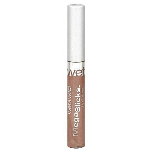 Wet n Wild MegaSlicks Lip Gloss, Rose Gold 576A, by Wet 'n W