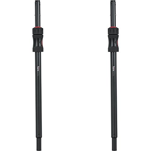 Gator GFW-ID-SPK-SP ID Subwoofer Pole Dual Pack by Gator Cases
