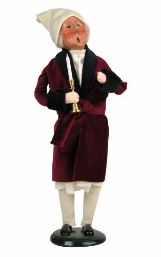 Byers Choice - Ebenezer Scrooge - A Christmas Carol - Christmas Decoration