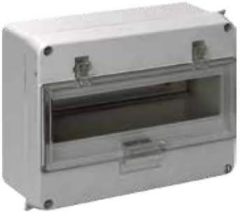 Solera 896 - Caja estanca 180x230x86 superficie 12 elemento: Amazon.es: Bricolaje y herramientas
