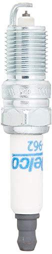 ACDelco 41-962 Professional Platinum Spark Plug, (8)