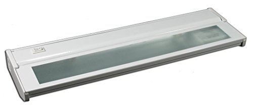 American Lighting LXC2H-WH Hardwire Xenon Under Cabinet Light, 40-watt, High/Low Switch, 120-volt, 16-Inch, White by American Lighting