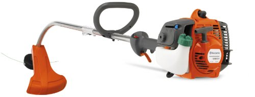 Husqvarna 128CD, 17 in. 28cc 2-Cycle Gas Curved Shaft String Trimmer