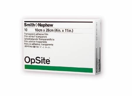 Smith & Nephew Opsite Transparent Adhesive Dressing 5-1/2