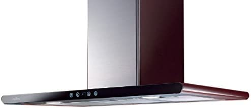 Elica Galaxy BLIX/A/80 De pared Negro 570m³/h - Campana (570 m³/h, Canalizado, 69 dB, De pared, Negro, 20 W): Amazon.es: Hogar