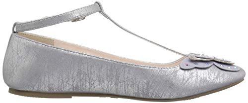 The Children's Place Girls' T-Strap Ballet Flats, Light Lavender, Youth 3 Child US Little Kid by The Children's Place (Image #7)