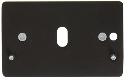 Stroboframe 300-MAM Anti-Twist Plate for Mamiya (Black)