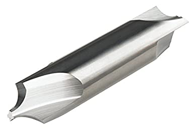 3//4 dia 4-flute carbide end mill with .062 corner radius manufacturer regrind