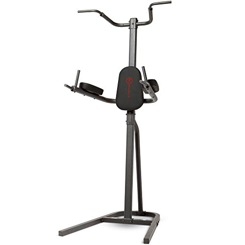 Marcy TC1800 Pull Up Station - Grey by Marcy