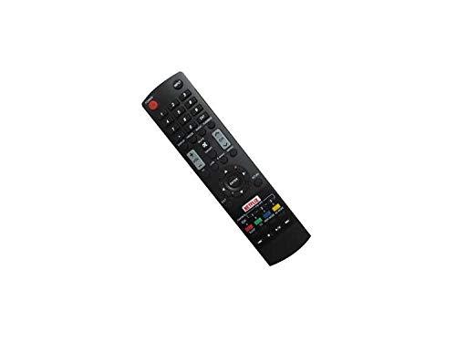 (Remote Control For Sharp GJ221 9JY600153G00886G LC-65UB30U 9LE98003063200 9KT60GJW47A221 9JY600153G00886G Aquos LCD HDTV)