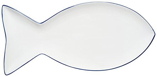 Now Designs Porcelain Large Fish Platter