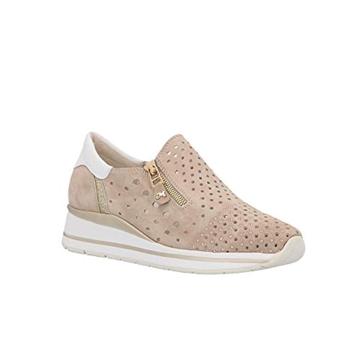 Melluso Sneakers Zeppa Corda Scarpe Donna R20030