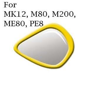 IST Prescription optical lenses for proear mask ME80, 1.0