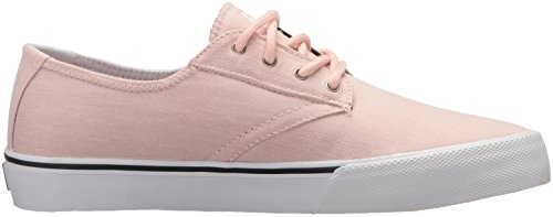 Etnies Jameson Vulc LS W's, Chaussures de Skateboard Femme Rose (650-pink)