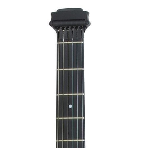 steinberger synapse transcale st 2fpa guitar with gigbag plain black buy online in uae. Black Bedroom Furniture Sets. Home Design Ideas