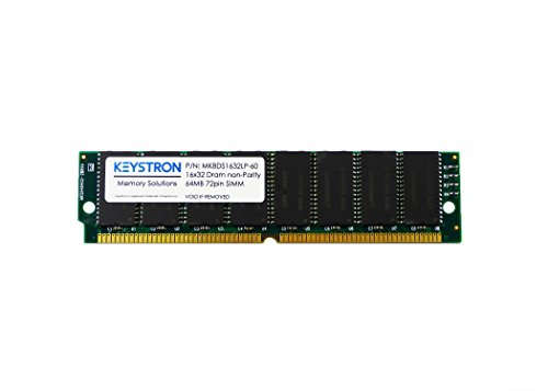 Akai Ram Upgrade - 64MB SIMM Gold 72-pin RAM Memory Upgrade for the Akai All Models S5000 S6000