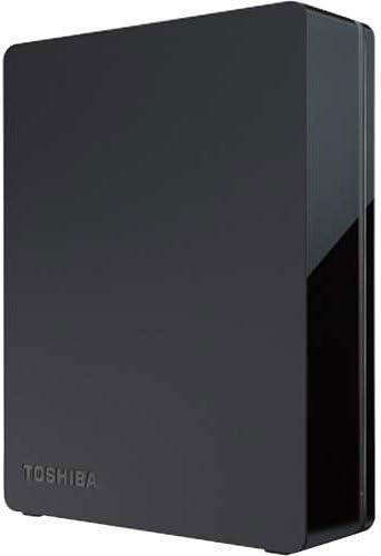 東芝 USB3.0接続 外付けハードディスク 3.0TB(ブラック)TOSHIBA CANVIO DESK(HD-EFシリーズ) HD-EF30TK