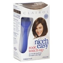 Clairol Permanent Root Touch-Up, Medium Brown 5 (Value Pack of 3) by Clairol